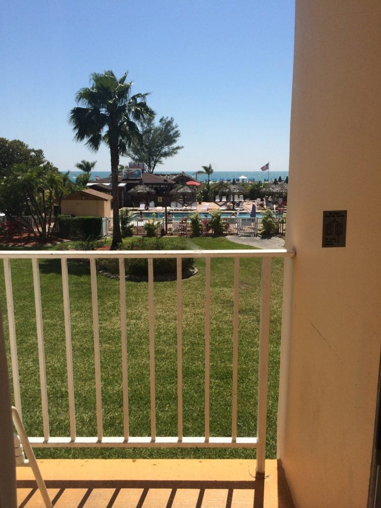 Howard Johnson St Pete Beach Review