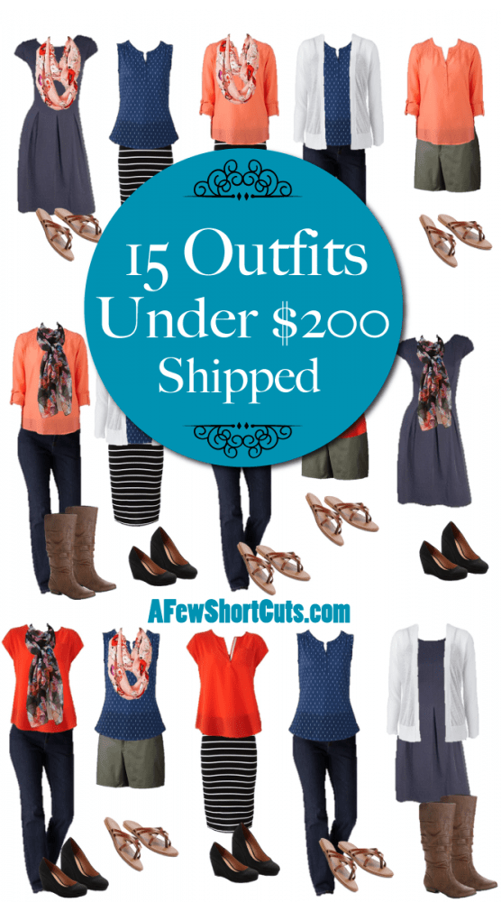 15 Outfits Under $200 Shipped