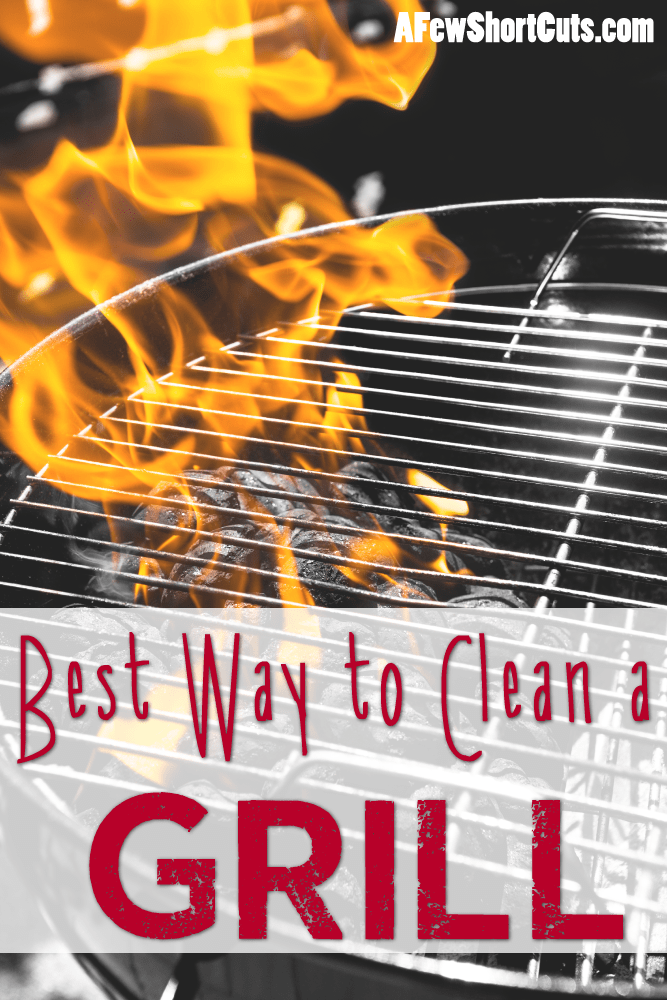 Save your time and elbow grease. Find out the Best Way to Clean A Grill