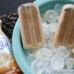 Caramel Mocha Iced Coffee Popsicles-1-2