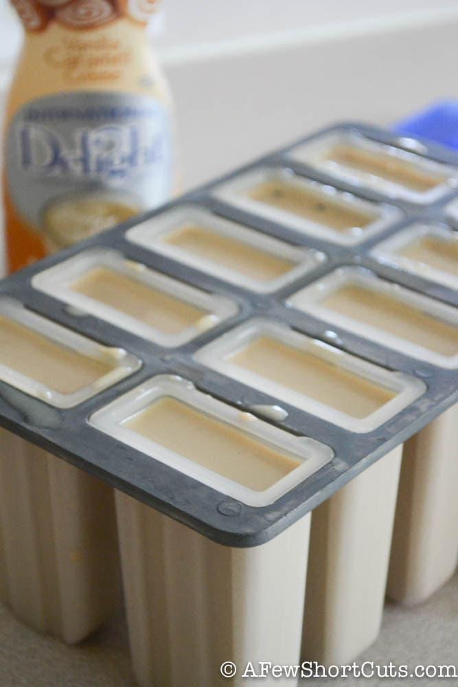 Caramel Mocha Iced Coffee Popsicles-1-6