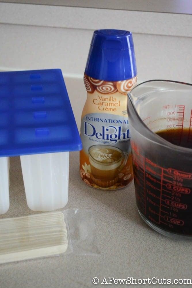 Caramel Mocha Iced Coffee Popsicles-1-7
