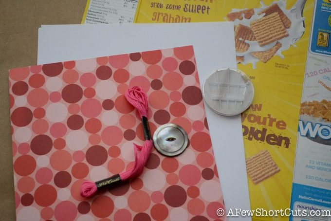 Pink Cereal Box Notebook-1