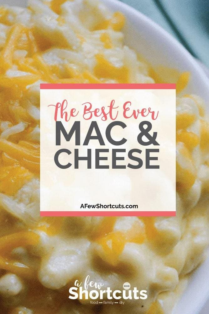 It doesn't get much better than this Pioneer Woman's Mac & Cheese Recipe!! This is the best ever Mac & Cheese! You have to try it at least once!