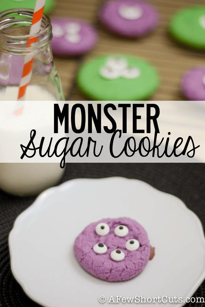 Monster-Sugar-Cookies