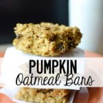 Pumpkin-Oatmeal-Bars