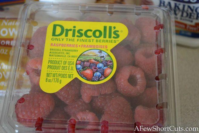 Raspberry Oatmeal Muffins-6