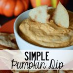 Simple-pUmpkin-Dip