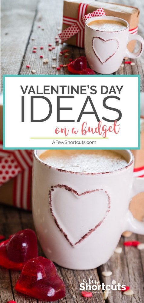 Spread the love without emptying your wallet! Check out these fun Valentines Day Ideas on a Budget for the whole family!