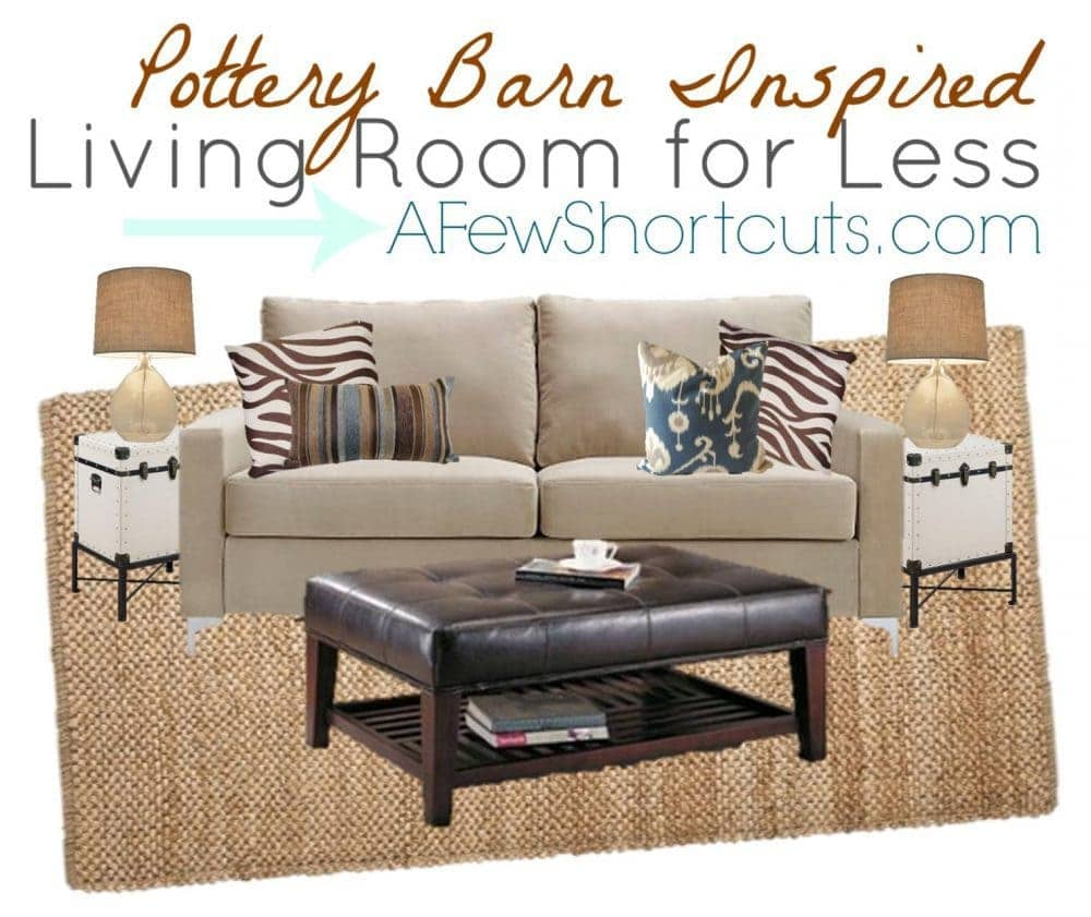 Do you love pottery barn home decor but not the price tag check out this