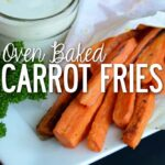 Oven-Baked-Carrot-Fries