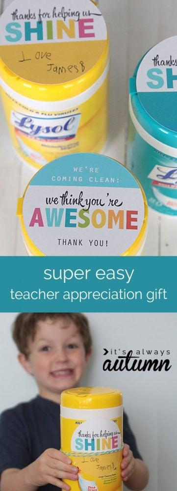 teacher-appreciation-gift-idea-clorox-sanitizing-lysol-wipes