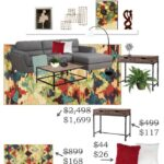 4.14 West Elm Inspired Living Room VERTICLE SHORTCUTS