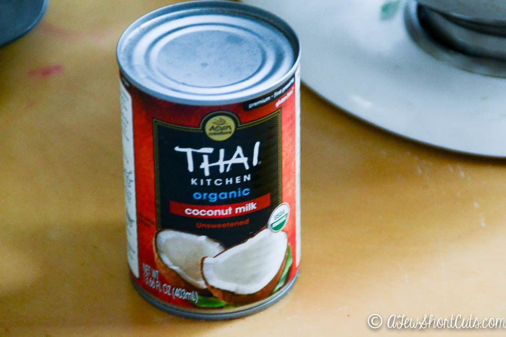 Coconut Whipped Cream - A Few Shortcuts