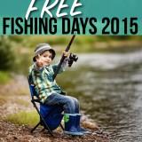 Free-Fishing-Days-2015