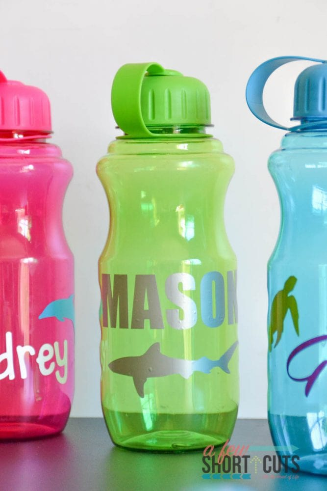 Personalized Water Bottles A Few