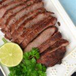 Chili Lime Flank Steak-8