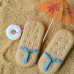 Flip Flop Cookies-4