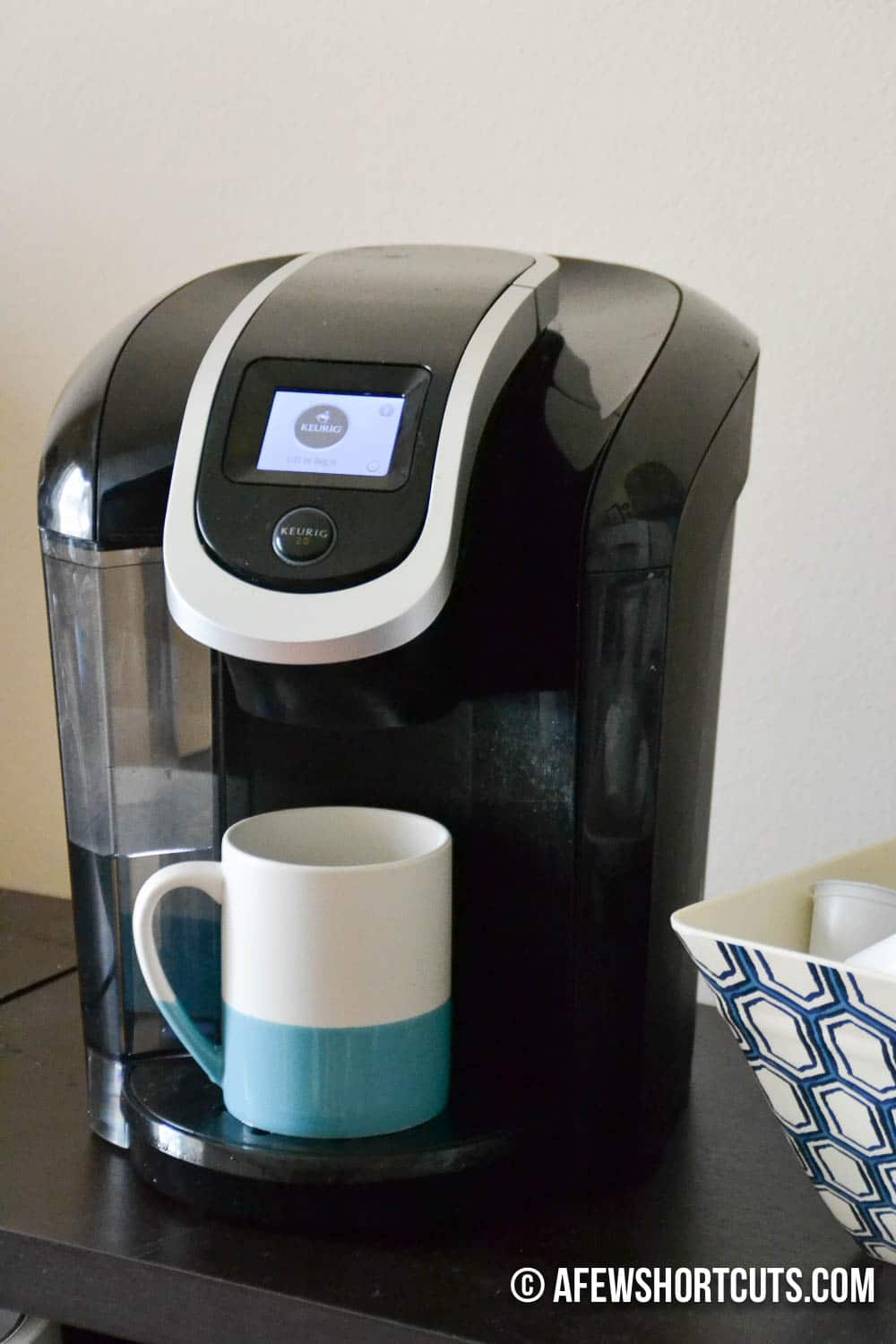 How to Clean Your Keurig - A Few Shortcuts