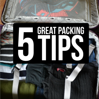 5 Great Packing Tips & Chance to Win Family Trip for 4 to Yellowstone