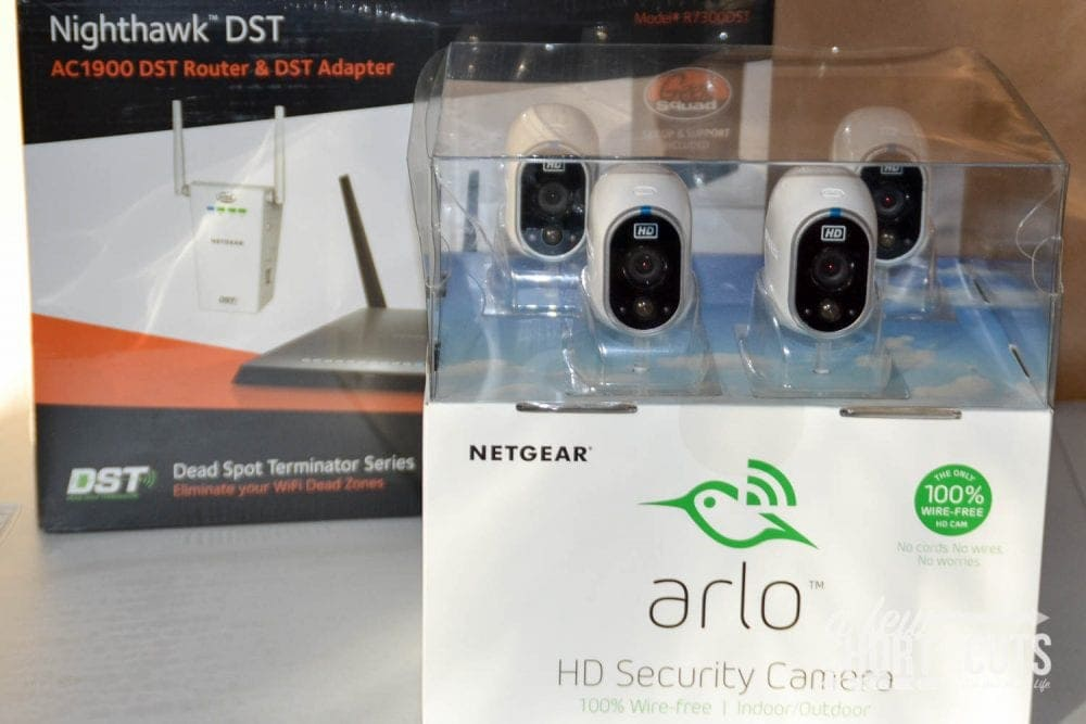 Netgear Arlo Smart Home Security Camera Review - A Few Shortcuts