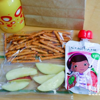 Skip The Concession Stand: Snack Sack Tips