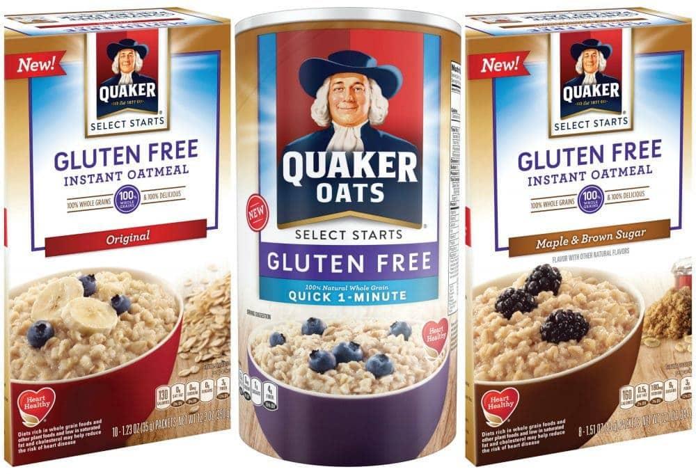 Quaker Gluten Free