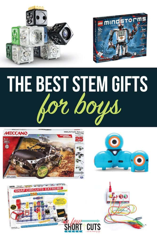 The Best Stem Gifts For Boys — A Few Shortcuts