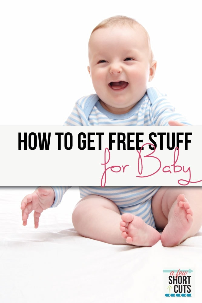 Don't miss all of these freebies! Learn how to get free stuff for baby!