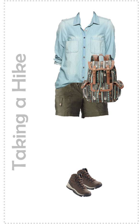 Don't know what to pack for your vacation? Check out these Vacation Fashion Ideas! Great Road Trip Styles from Kohls!