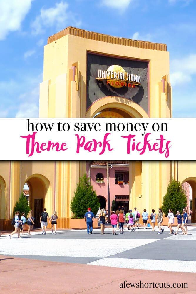Have fun this Summer without breaking the bank! Learn How to Save Money on Theme Park Tickets