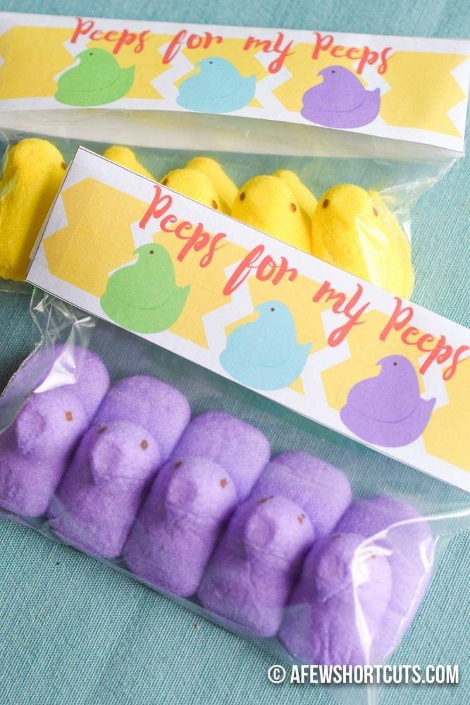 Peeps For My Peeps 1 5 A Few Shortcuts
