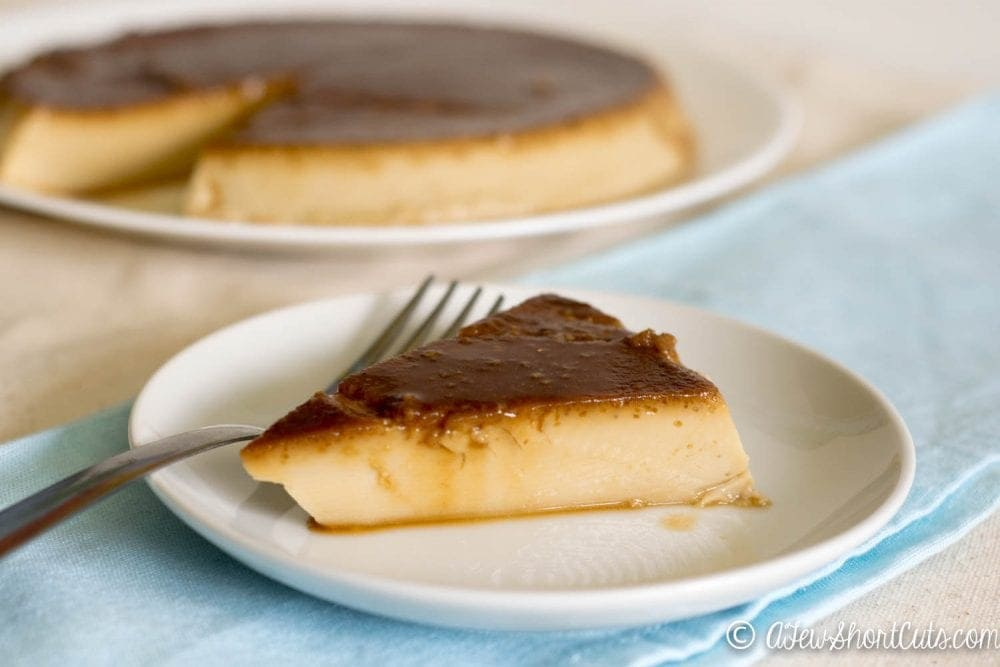 Dairy free people rejoice! This Coconut Flan Recipe is dairy free and simple amazing! You would never guess it was dairy free by the taste! You have to try this amazing dessert!