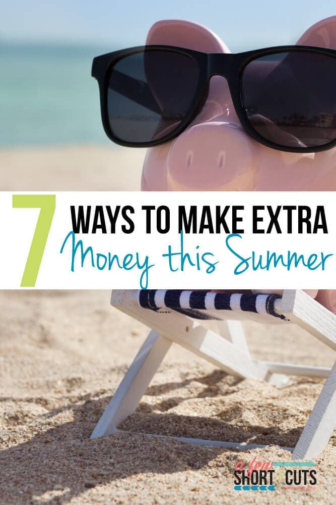 Are you ready to start making some extra summer funds? Give these tips for making extra money this summer a try and see how simple it can be.
