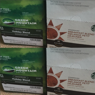 **Expired**Buy 2 Boxes of K-Cups Get 2 Free Sale!