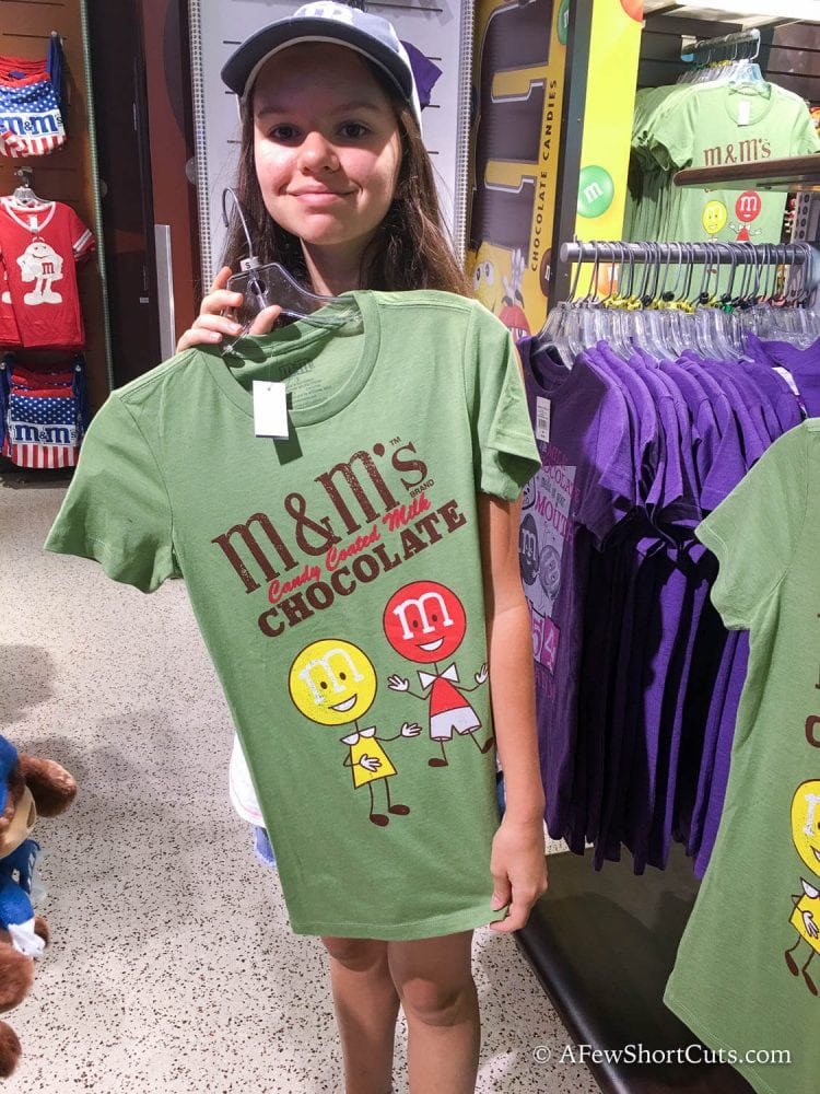 Our Trip to M&M's World Store Orlando! Check out all of the fun!