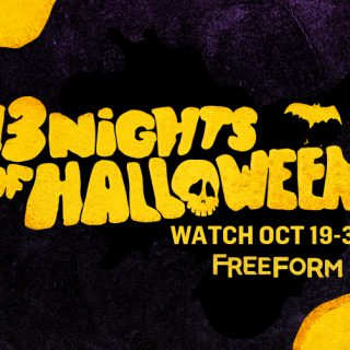 13 Nights of Halloween Schedule 2016 – FreeForm (ABC Family)