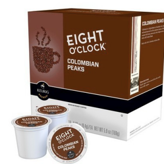 Colombian Peaks K-Cups Way Less Than Amazon