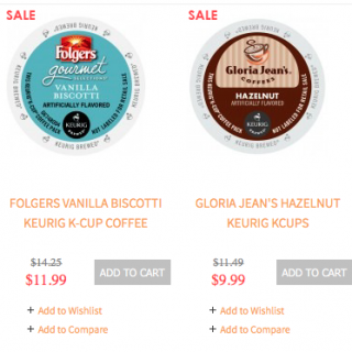 Coffee Deals: 50% off My K-cup Reusable Coffee Filter & More