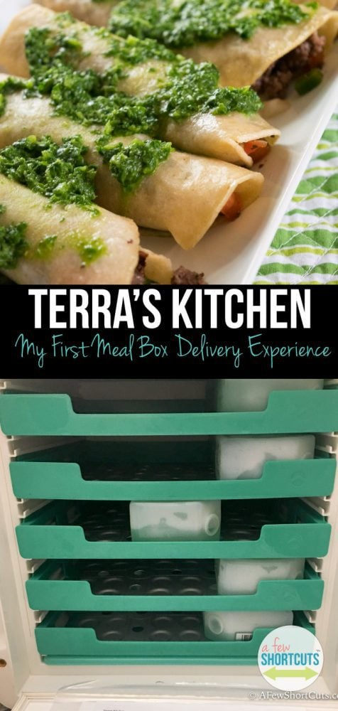 What is Terra's Kitchen? My First Meal Box Delivery Experience! I love that they offer organic, gluten free, and paleo options!