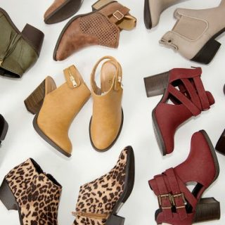 Fashion Friday: 30% off Boots & Free Shipping