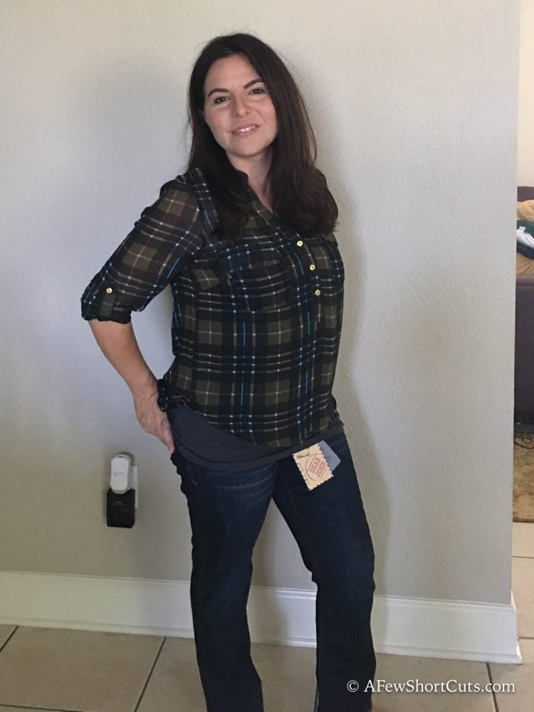 Check out what was in my first stitch fix box and what I thought about it!