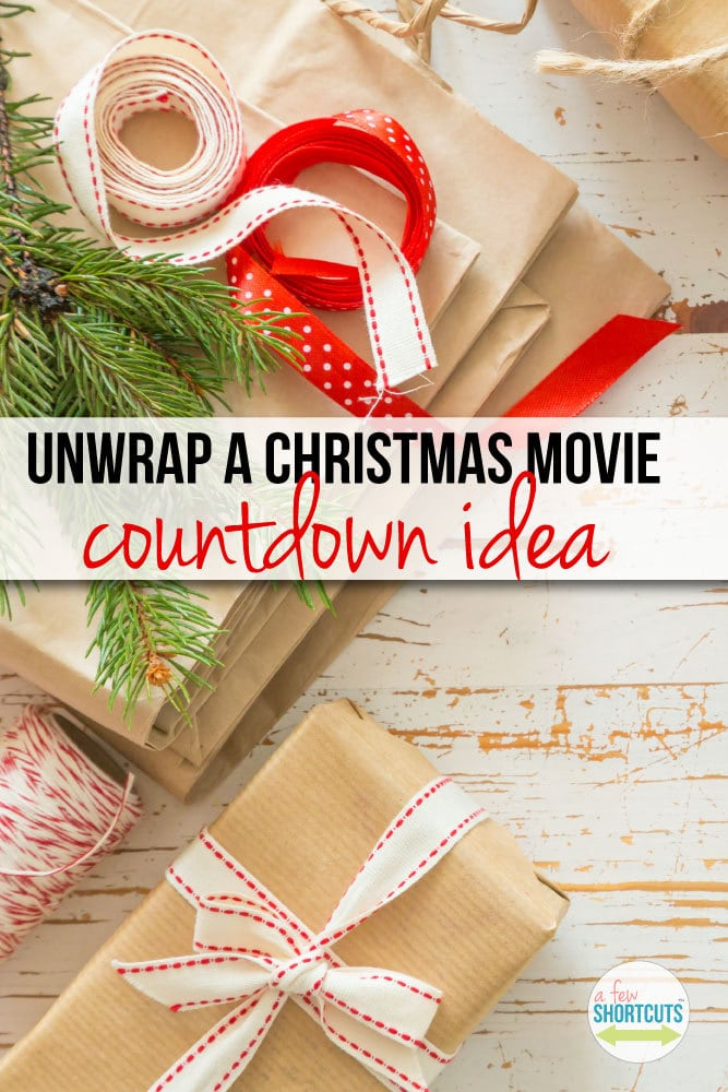 THIS could be the best Christmas Countdown Idea ever! Share the magic of Christmas with your family and this fantastic idea!