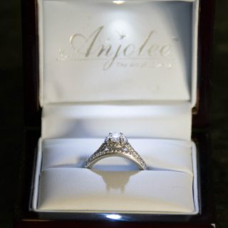 Anjolee Engagement Ring Sets