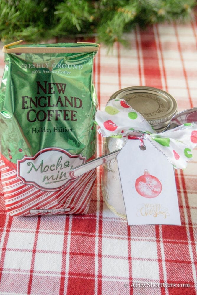 Coffee & Mug Cake Gift Idea & Keurig Giveaway