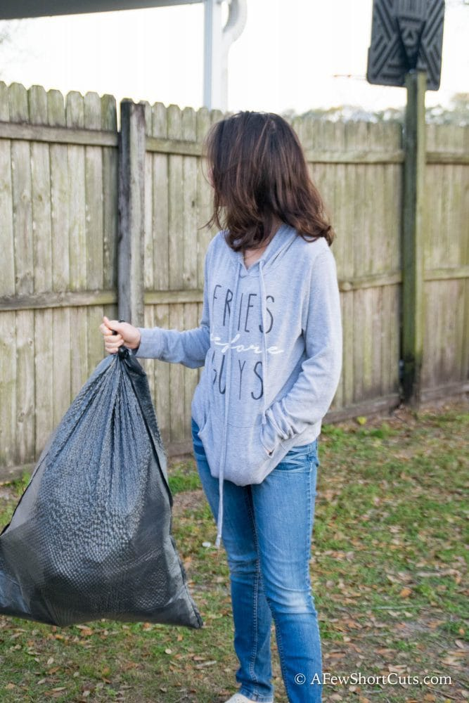Don't cry over spilled garbage. This family of 5 is tired of weak garbage bags Join us as we find The best family garbage bag.