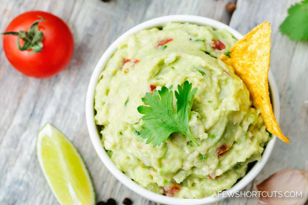 This recipe can't be beaten! You have to try The Best Homemade Guacamole Recipe! It's perfect for taco Tuesday or just because!