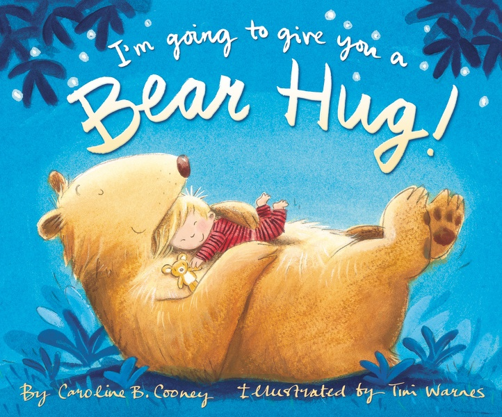 A beautifully illustrated bedtime book for small children! Check out this I'm Going to Give You a Bear Hug! Review and Giveaway!