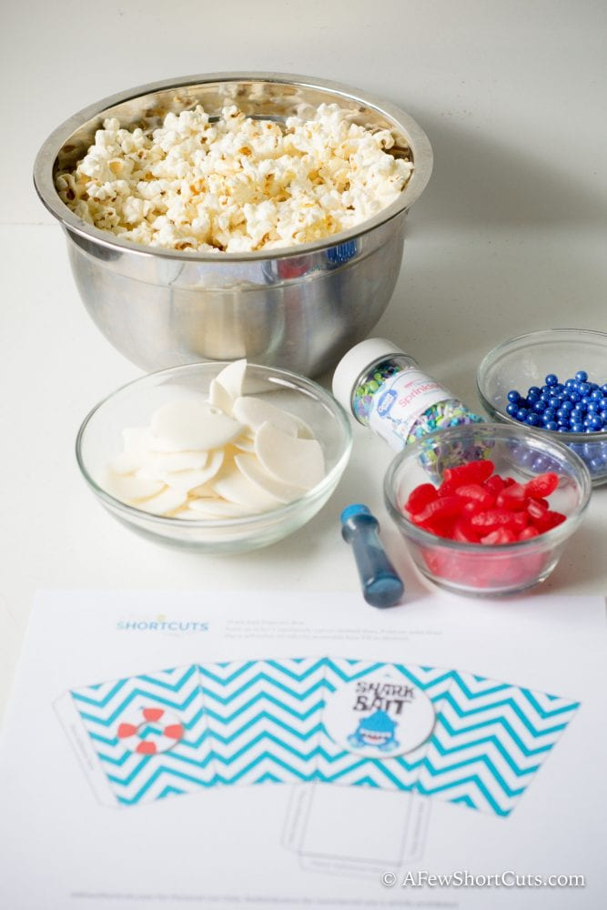 Popcorn & Ingredients