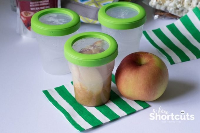 Simple Back to School Lunch Box Hacks to help you get those lunches packed in record time. Some simple healthy tips for every family!